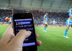 Cá độ bóng đá trên điện thoại