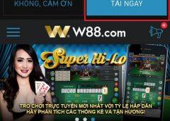 <span>Tạo tài khoản tại W88 nhận ngay thẻ cào 50.000 VNĐ</span>