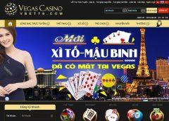 <span>Hướng dẫn cách chơi bài baccarat online tại nhà cái Vegas Casino</span>