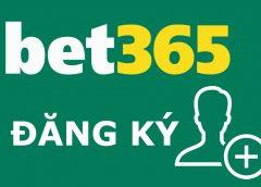 <span>Hướng dẫn đăng ký tài khoản Bet365 nhanh chóng</span>