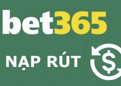 <span>Hướng dẫn nạp tiền tại nhà cái Bet365 chi tiết và an toàn nhất</span>