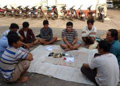 <span>Tây Ninh: Triệt phá tụ điểm Đá gà và Lắc tài xỉu trái phép</span>