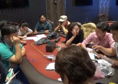 <span>Triệt phá nhóm người nước ngoài tổ chức đánh bạc Poker</span>
