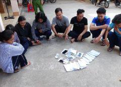 <span>Tin cá cược nhà cái W88: Triệt phá tụ điểm đánh bạc quy mô lớn tại Tây Ninh</span>