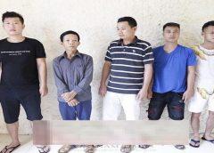 <span>Tin cá cược nhà cái W88: Triệt phá tụ điểm đánh bạc dưới hầm quán Cafe tại Hà Tĩnh</span>