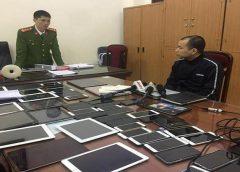 <span>Tin cá cược nhà cái W88: Triệt phá đường dây đánh bạc online hàng tỷ đồng tại Hà Nội</span>