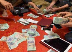 <span>Tin cá cược nhà cái W88: Triệt phá sới bạc tại Vĩnh Phúc, bắt giữ 38 đối tượng có liên quan</span>