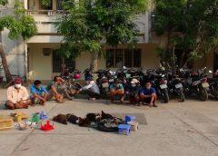 <span>Tin cá cược nhà cái W88: Bắt giữ nhiều đối tượng trốn từ Campuchia về Việt Nam đánh bạc</span>