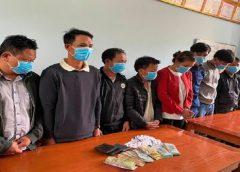 <span>Tin cá cược nhà cái W88: Triệt phá sới bạc khủng tại Thanh Hóa, thu giữ gần 200 triệu đồng</span>