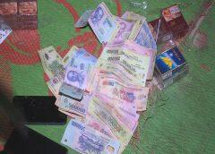 <span>Thêm 1 tụ điểm đánh bạc tại Cao Bằng bị triệt phá</span>